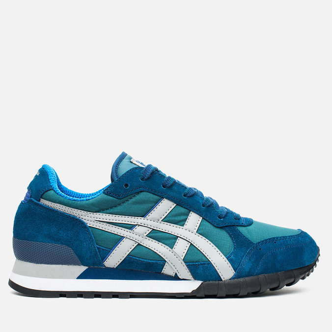 Мужские кроссовки Onitsuka Tiger Colorado 85 Dark Green/Light Grey