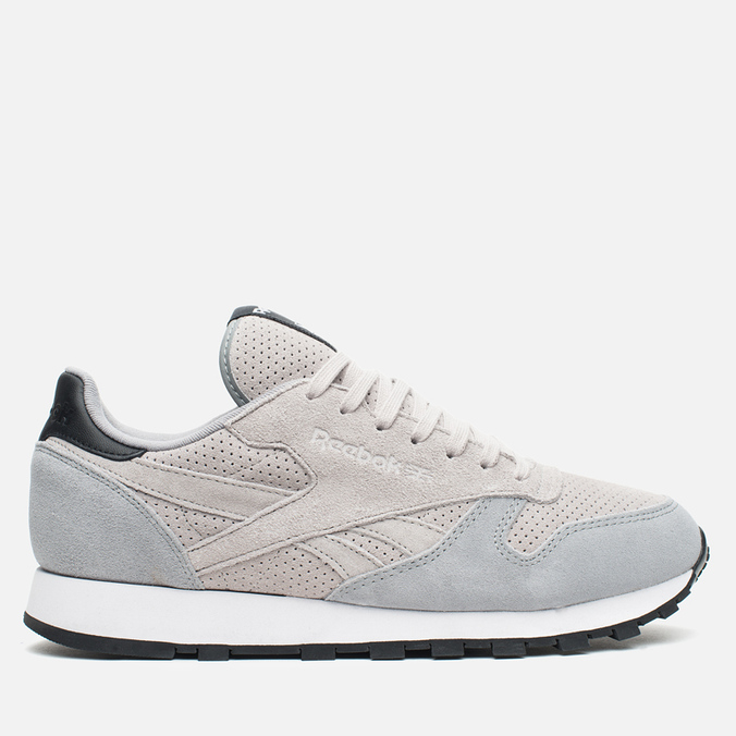 Reebok Classic Leather MP Men's Sneakers Flat Grey/Steel/Black/White