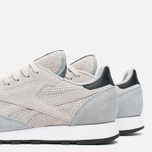 Reebok Classic Leather MP Men's Sneakers Flat Grey/Steel/Black/White  photo- 5