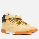 Мужские кроссовки Reebok Ex-O-Fit Plus Hi WP Wheat/Dark Brown фото- 1