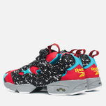 Мужские кроссовки Reebok Instapump Fury Splatter Pack Red/Black/Blue/Grey фото- 2