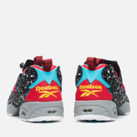 Мужские кроссовки Reebok Instapump Fury Splatter Pack Red/Black/Blue/Grey фото- 3