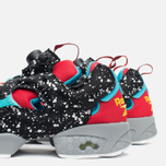 Мужские кроссовки Reebok Instapump Fury Splatter Pack Red/Black/Blue/Grey фото- 5