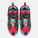 Мужские кроссовки Reebok Instapump Fury Splatter Pack Red/Black/Blue/Grey фото- 4
