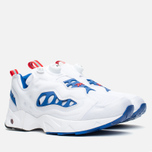 Мужские кроссовки Reebok Instapump Fury Road White/Royal/Red/Black фото- 1