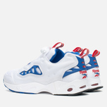 Мужские кроссовки Reebok Instapump Fury Road White/Royal/Red/Black фото- 2