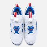 Мужские кроссовки Reebok Instapump Fury Road White/Royal/Red/Black фото- 4