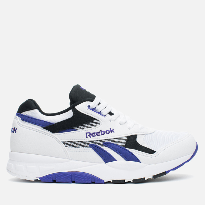Мужские кроссовки Reebok Ventilator Supreme White/Black/Team Purple
