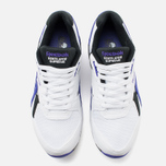 Мужские кроссовки Reebok Ventilator Supreme White/Black/Team Purple фото- 4