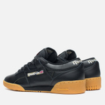 Мужские кроссовки Reebok Workout Low Clean Tiger Camo Black/White/Warm Olive фото- 2