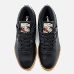 Мужские кроссовки Reebok Workout Low Clean Tiger Camo Black/White/Warm Olive фото- 4