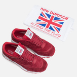 Мужские кроссовки New Balance M1500FR Flying the Flag Deep Red фото- 9