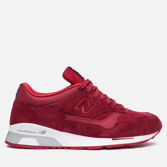 Мужские кроссовки New Balance M1500FR Flying the Flag Deep Red