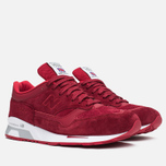 Мужские кроссовки New Balance M1500FR Flying the Flag Deep Red фото- 1
