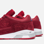 Мужские кроссовки New Balance M1500FR Flying the Flag Deep Red фото- 7