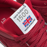 Мужские кроссовки New Balance M1500FR Flying the Flag Deep Red фото- 6