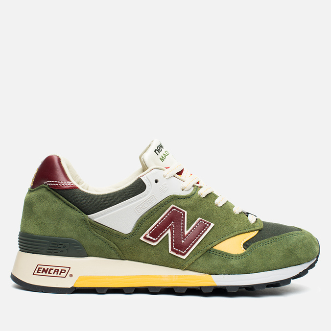 New Balance M577TGY Test Match Pack Sneakers Green/Yellow