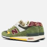 New Balance M577TGY Test Match Pack Sneakers Green/Yellow photo- 2
