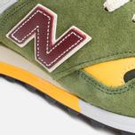 Мужские кроссовки New Balance M577TGY Test Match Pack Green/Yellow фото- 5