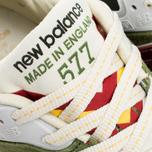 Мужские кроссовки New Balance M577TGY Test Match Pack Green/Yellow фото- 6