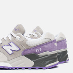 Мужские кроссовки New Balance ML999AA Light Grey/Lavender/Purple фото- 7