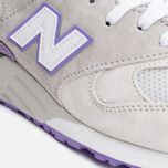 Мужские кроссовки New Balance ML999AA Light Grey/Lavender/Purple фото- 5