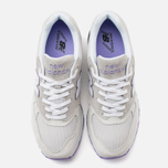 Мужские кроссовки New Balance ML999AA Light Grey/Lavender/Purple фото- 4