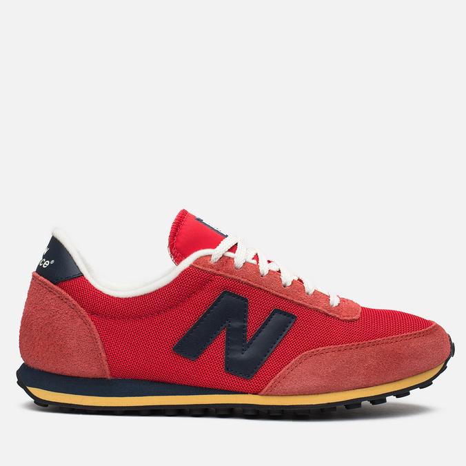 Кроссовки New Balance U410HRNY Red