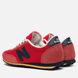Кроссовки New Balance U410HRNY Red фото- 2