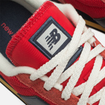 Кроссовки New Balance U410HRNY Red фото- 6