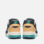 Мужские кроссовки New Balance x Social Status CM1600SS Winter in the Hamptons Blue/Green фото- 3