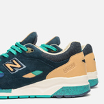 Мужские кроссовки New Balance x Social Status CM1600SS Winter in the Hamptons Blue/Green фото- 7