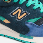 Мужские кроссовки New Balance x Social Status CM1600SS Winter in the Hamptons Blue/Green фото- 5