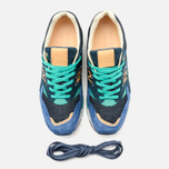 Мужские кроссовки New Balance x Social Status CM1600SS Winter in the Hamptons Blue/Green фото- 4