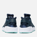 Мужские кроссовки Nike Air Huarache Armoury Navy/White/Island Green фото- 3