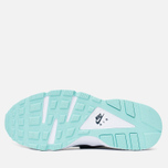 Мужские кроссовки Nike Air Huarache Armoury Navy/White/Island Green фото- 7