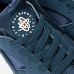 Мужские кроссовки Nike Air Huarache Armoury Navy/White/Island Green фото- 6