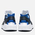 Мужские кроссовки Nike Air Huarache Midnight Navy/Lyon Blue фото- 3