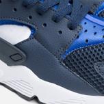 Мужские кроссовки Nike Air Huarache Midnight Navy/Lyon Blue фото- 7