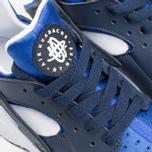 Мужские кроссовки Nike Air Huarache Midnight Navy/Lyon Blue фото- 6