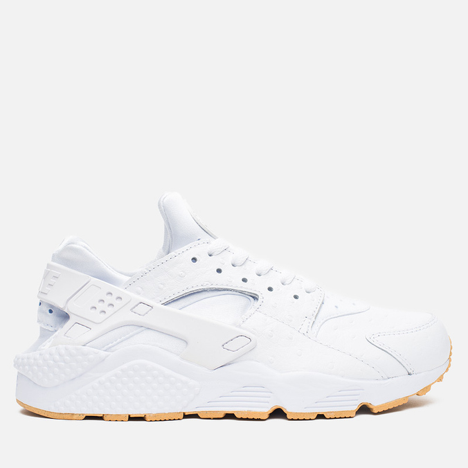 Мужские кроссовки Nike Air Huarache Run PA White/Gum Light Brown