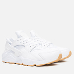 Мужские кроссовки Nike Air Huarache Run PA White/Gum Light Brown фото- 1