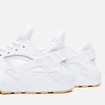 Мужские кроссовки Nike Air Huarache Run PA White/Gum Light Brown фото- 5