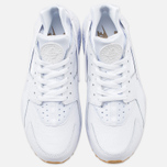 Мужские кроссовки Nike Air Huarache Run PA White/Gum Light Brown фото- 4