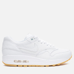 Nike Air Max 1 Leather PA Men's Sneakers White photo- 0