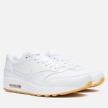 Nike Air Max 1 Leather PA Men's Sneakers White photo- 1