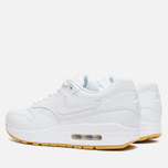 Nike Air Max 1 Leather PA Men's Sneakers White photo- 2