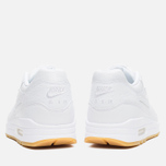 Nike Air Max 1 Leather PA Men's Sneakers White photo- 3