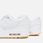Nike Air Max 1 Leather PA Men's Sneakers White photo- 5