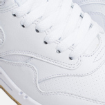 Nike Air Max 1 Leather PA Men's Sneakers White photo- 7